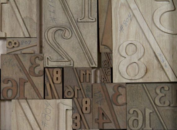 002 wooden type