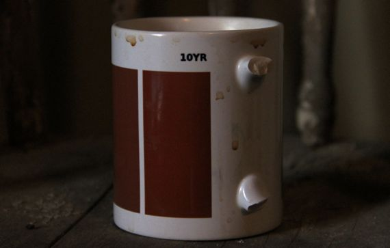 10YR coffee no handle