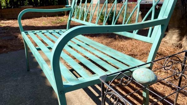Rock n bench