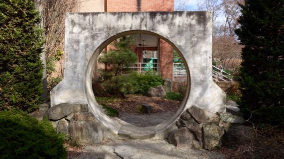 ABG moon gate