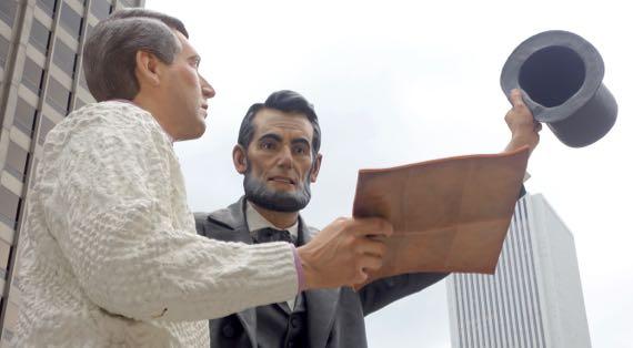 Abe n mr sweater