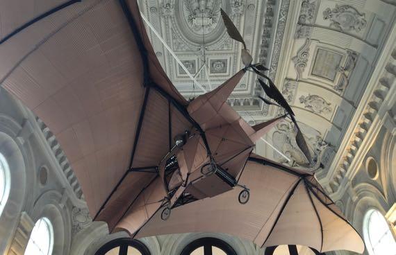 Ader avion III by 1897