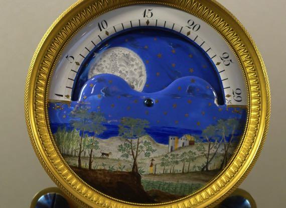 AnM 1825 clock