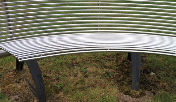 Armagh CofI bench