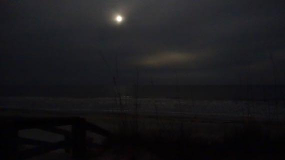 Atlantic moonlight