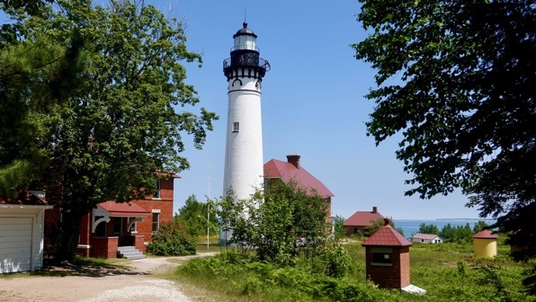 AuSable light station
