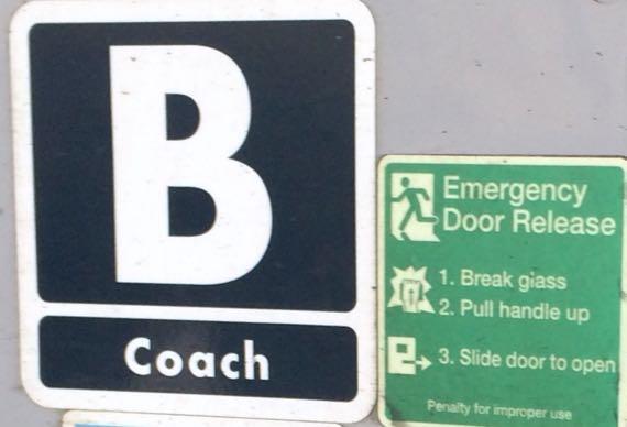 B coach