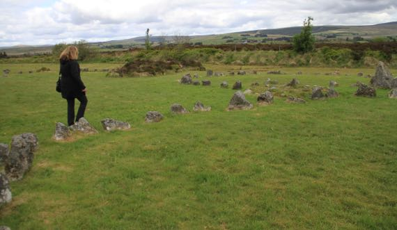 Beaghmore stone circles etc