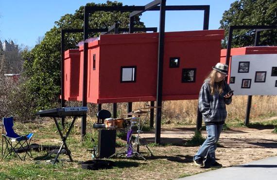 BeltLine art and music