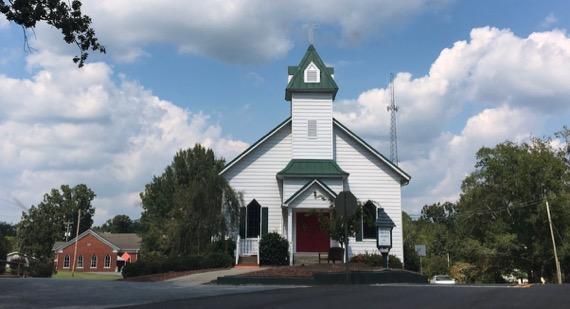Brooks church