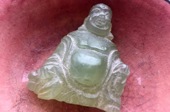 Buddha in bowl