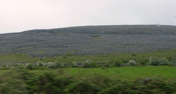 Burren uplands