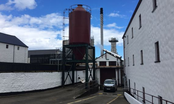 Bushmills industrial