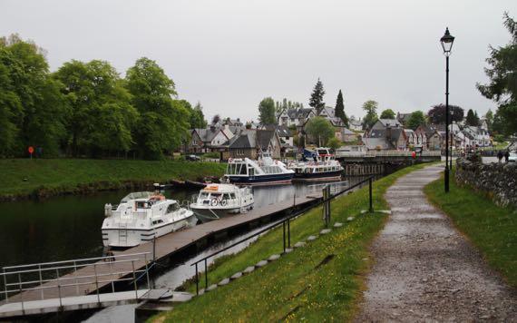 Caladonian canal
