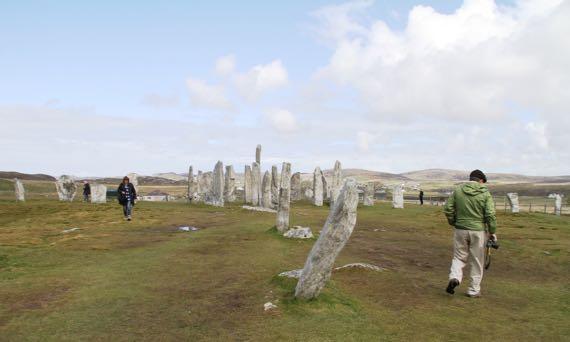 Calanish standing stones 02