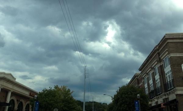 Caroline sky polarized