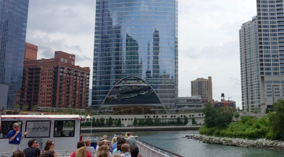 Chicago founded right