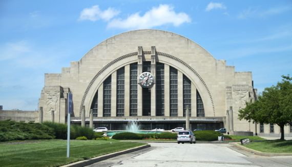 Cin union terminal