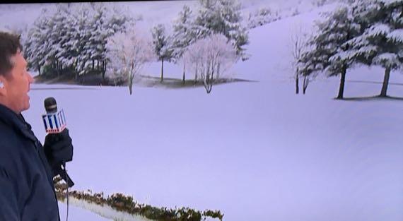 Clayton snow