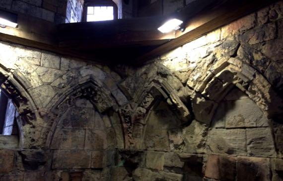 CliffordsTower chapel