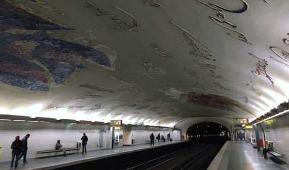 ClunyLaSorbonne station