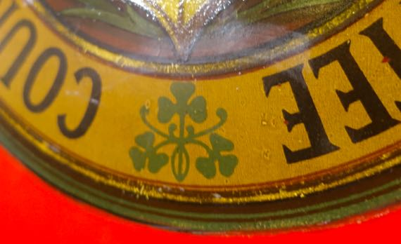 Co Donegal railways logo detail