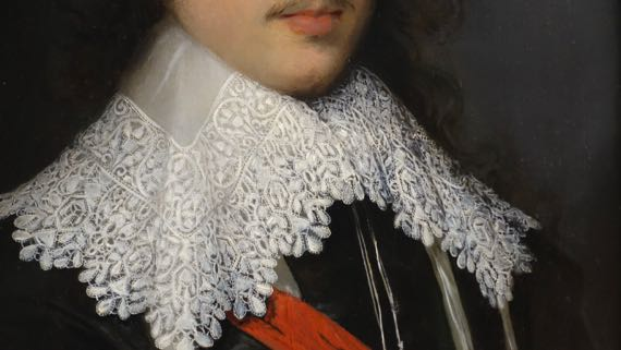 Cornelius Johnson Unknown Gentleman 1629