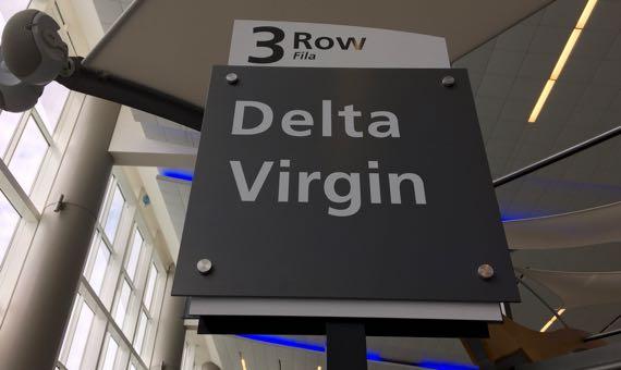 Delta Virgin