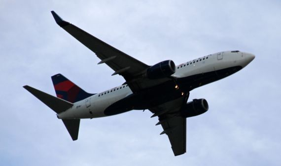 Delta airborn