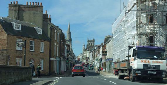 Dorchester street view