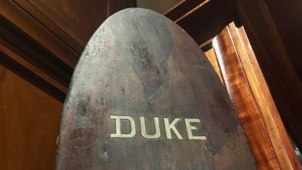 Dukes surfboard