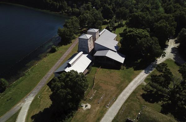 Fayette droneshot