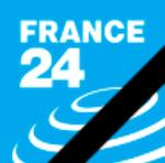 France24 black band