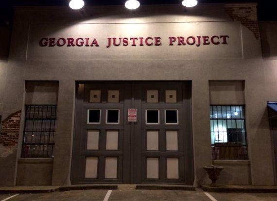 GA Justice Project facade