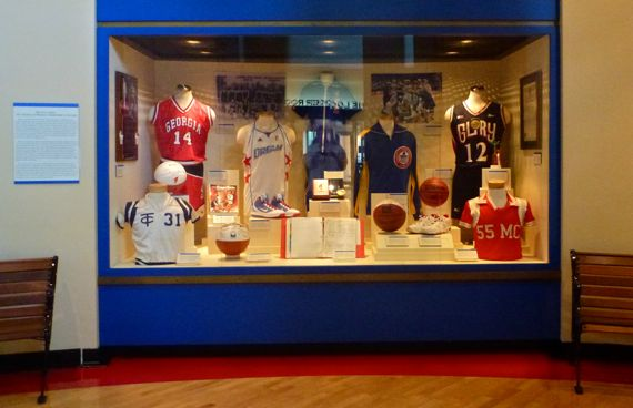 GA Sports HoF Macon new exhibit