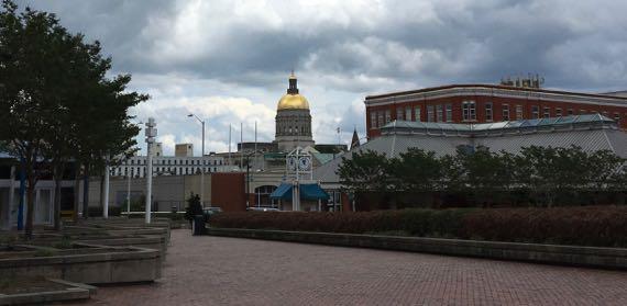 GA gold dome