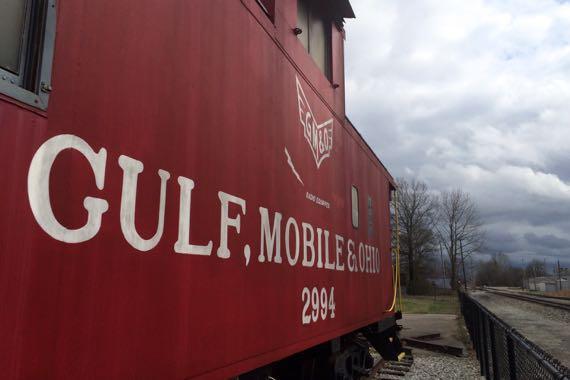 GM O caboose