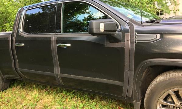 GM ex panel