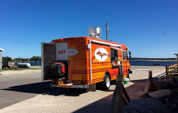 GM food truck