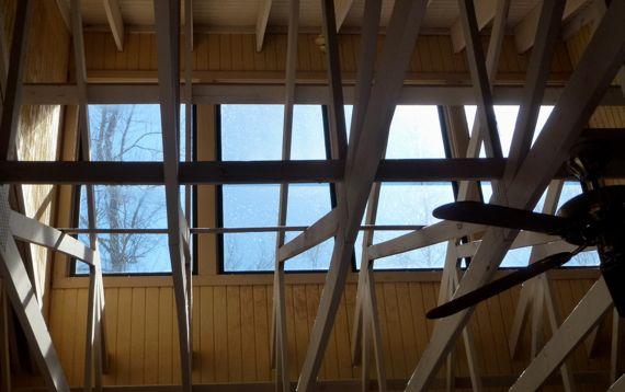GS meeting room clerestory light