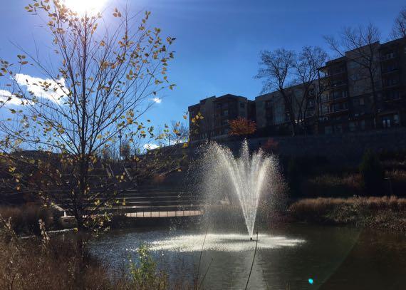 H4WP fountain
