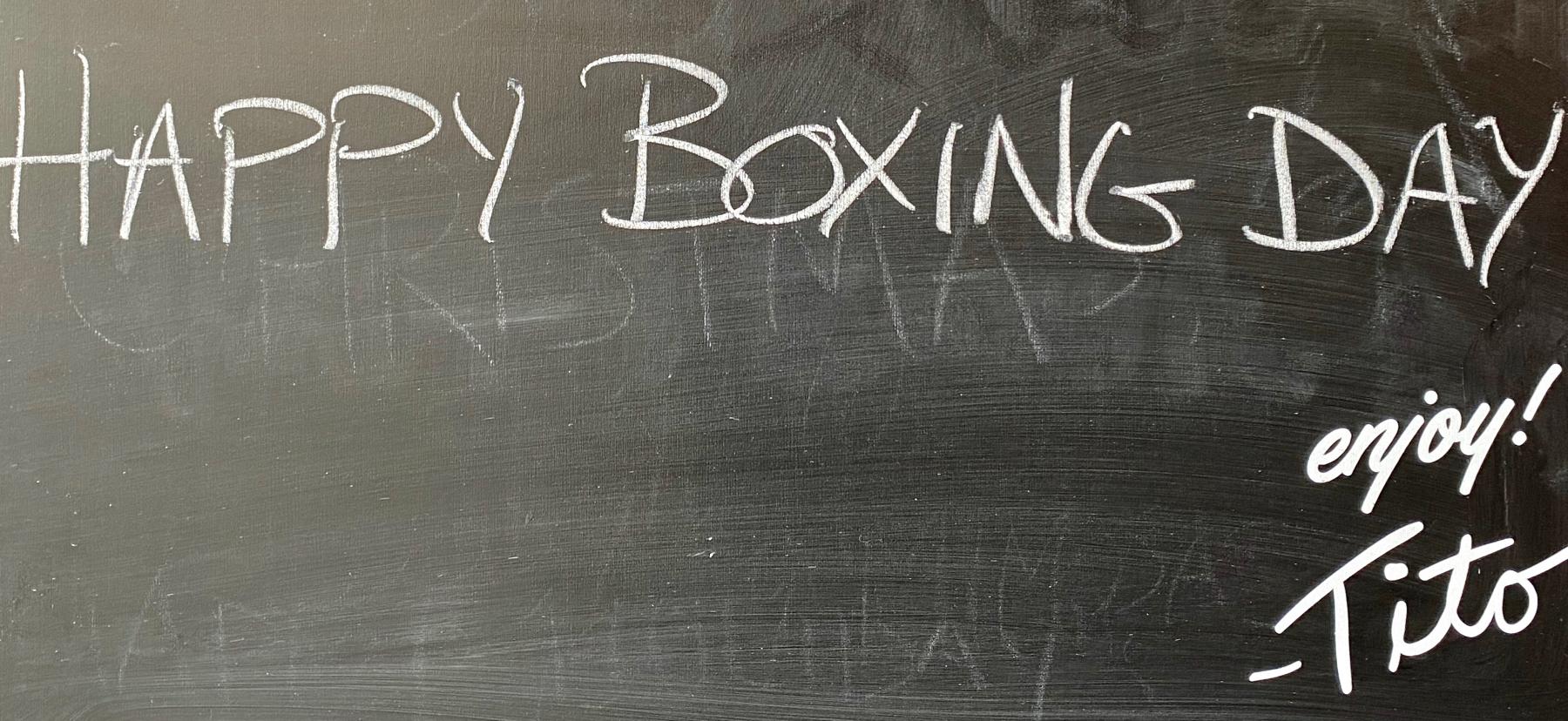 H boxing d