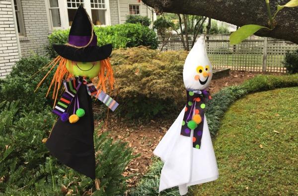 Hallowed puppets