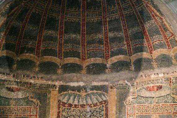 Herculaneum museum reconstruction of niche original