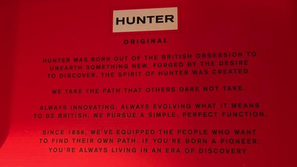 Hunter marketing