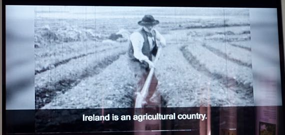 Ireland kinograph