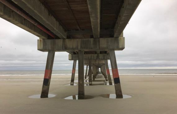 Jacksonville Beach FL pier