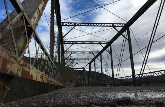 Justified bridge