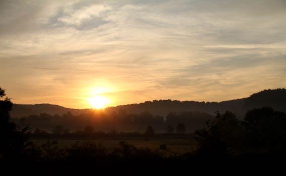 KY dawn