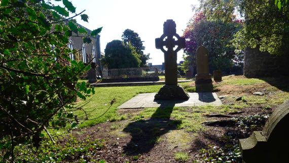Kells churchyard